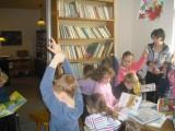 MŠ v knihovně - Sluníčka 001